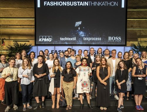 SUSA at the FASHIONSUSTAINBERLIN conference