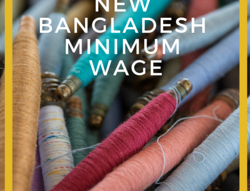 New Bangladesh Minimum Wage