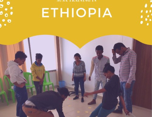 Leadership training in Ethiopia