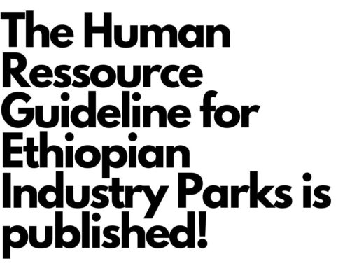 HR Guideline for Ethiopian Industrial Park